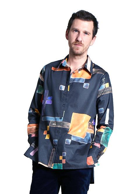 Unisex Shirt Lui, Triadic