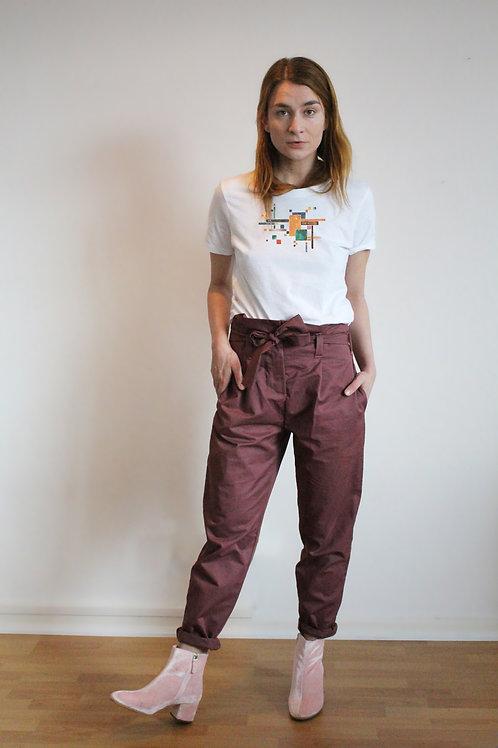 Pants Eva, Rosewood