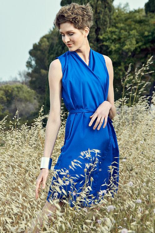 Dress Helen, Blue