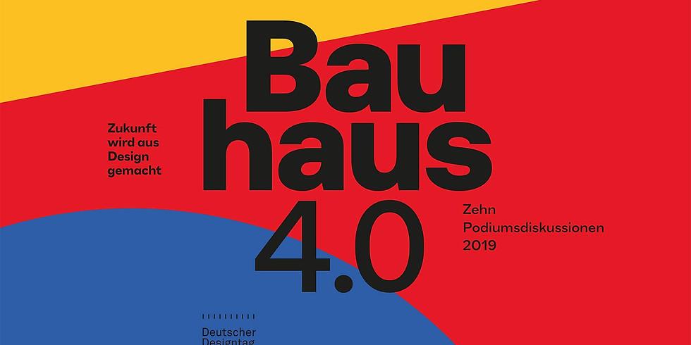 Bauhaus 4.0 meets fashion & textile design