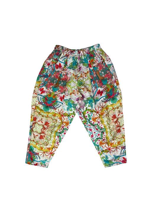 Kids Unisex Pants, Kaleido
