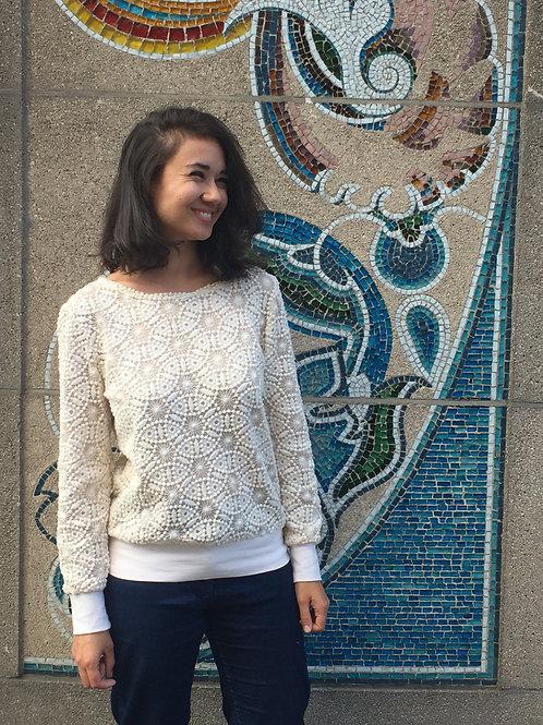 Kaleido sweater