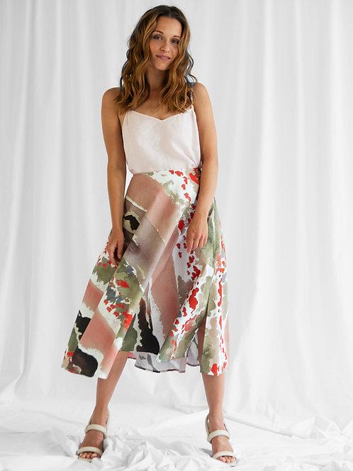 Skirt Ina, Poppy