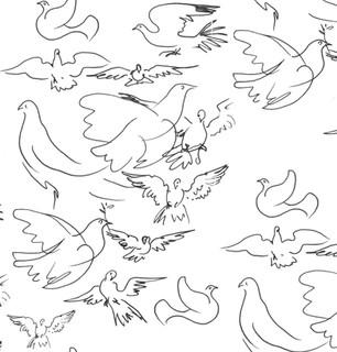 Print Dove