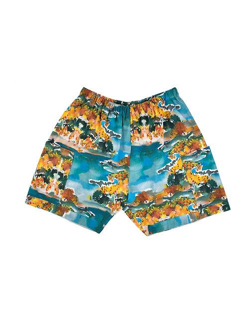 Unisex Shorts Alex, Mimosa