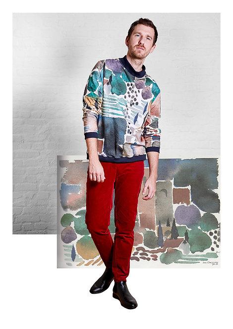 Unisex Sweater Jesse, San Gimignano
