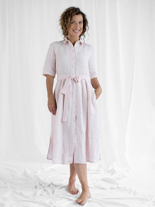Shirt Dress Marie, Quarz