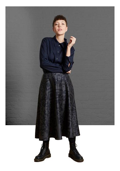 Skirt Skyler, QR Black