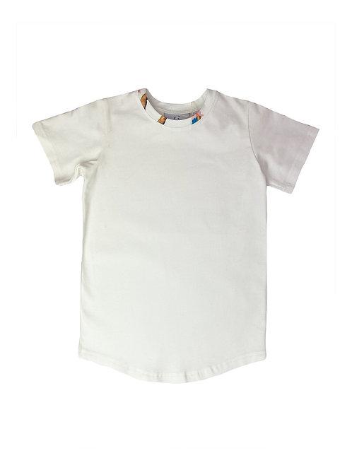 Kids Unisex T-Shirt, Weiß