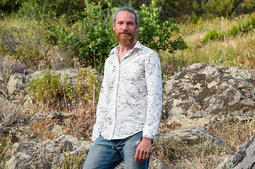 Unisex Shirt, Dove