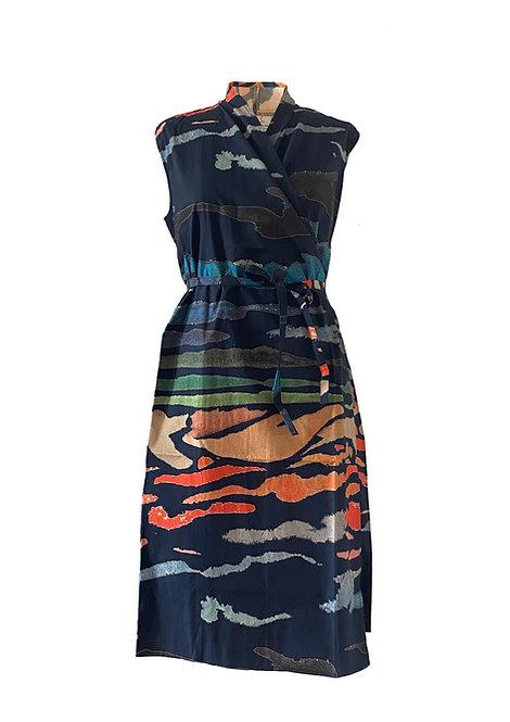 Dress Helen, Mare e Monti Blue