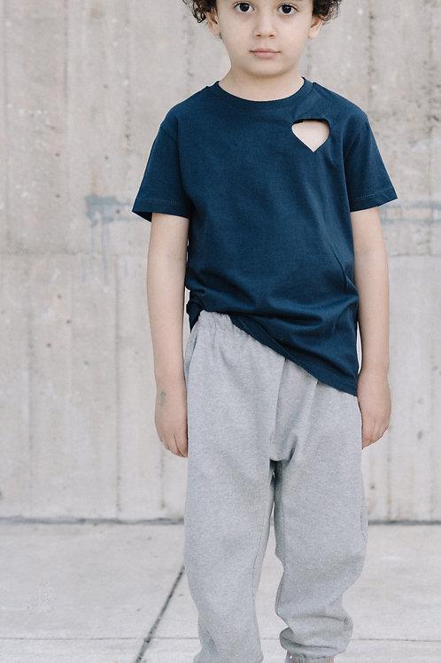 Kids Unisex Pants, Grey