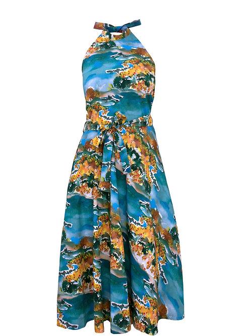 Kleid Thekla, Mimosa