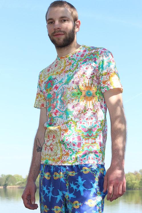 Erwachsenen Unisex Shirt Kaleido