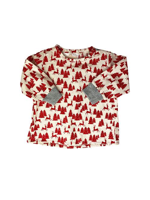 Unisex Hemdchen, Waldlandschaft