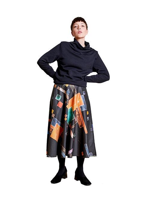 Skirt Skyler, Triadic