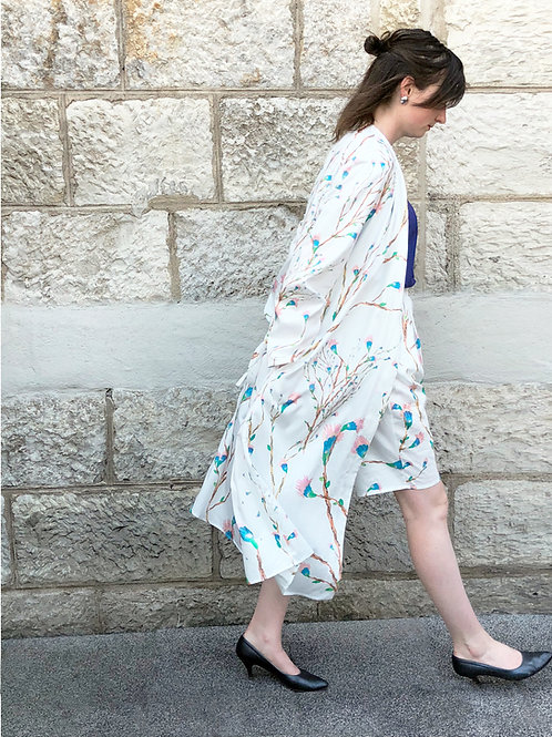 Kimono hanami