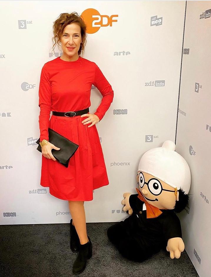Clelia Sarto in Eve Dress @Berlinale