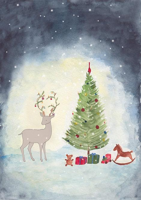 Poster Weihnacht
