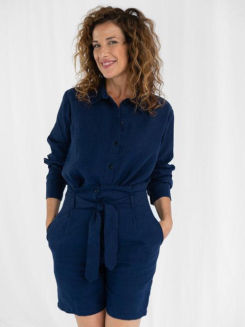 Unisex Shirt Lui, Blue