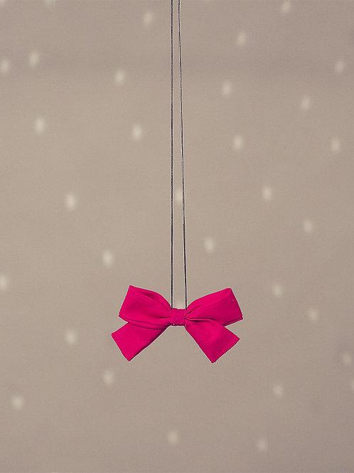 Schleifen Kette - Bow Necklace