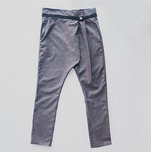 Wickel Hose - Wrap Pants