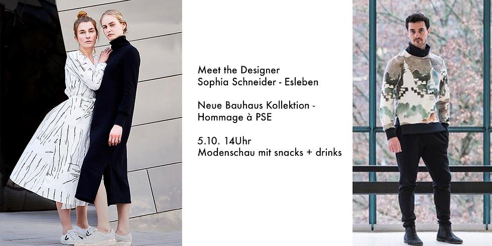 Meet the Designer Sophia Schneider-Esleben