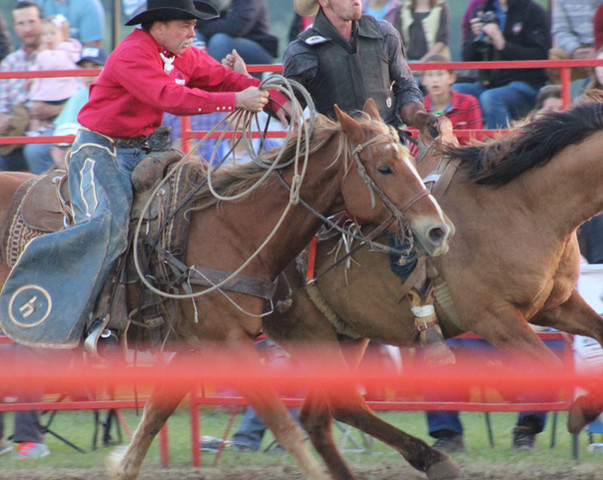 Bronc Riding 2018 Statesboro Kiwanis Rodeo