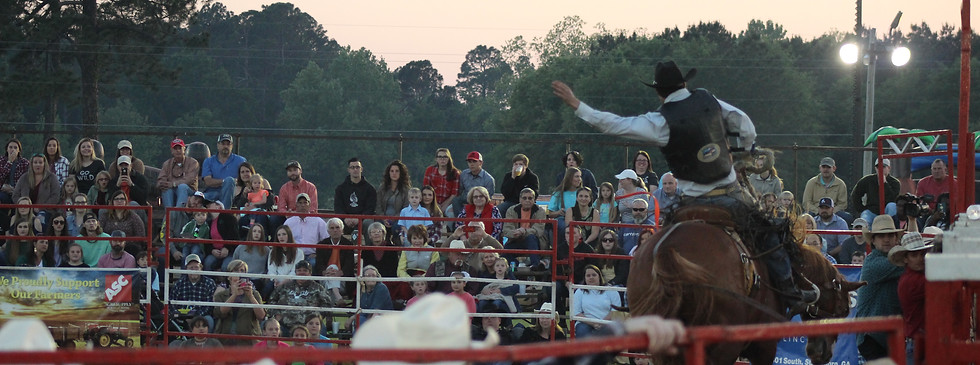 Saddle Bronc Riding 2018 Statesboro Kiwanis Rodeo