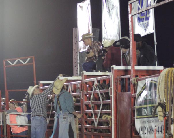 2018 Rodeo Bull Riding