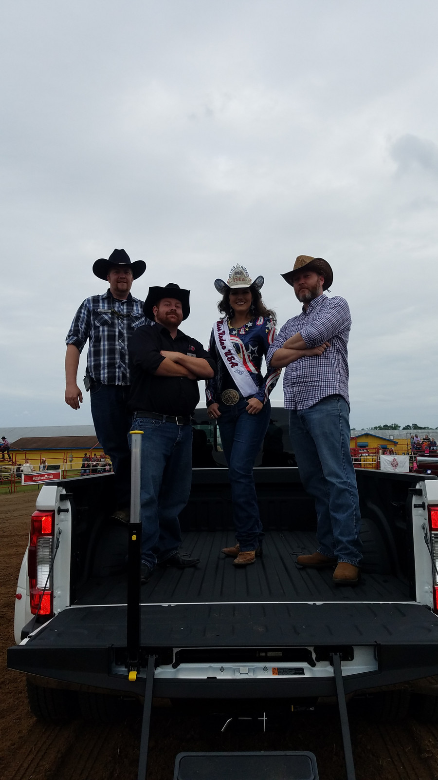 Jc Lewis Ford >> Gold Sponsor Jc Lewis Ford Folks Hanging With Miss Rodeo