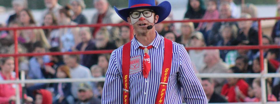 Colt 45 Rodeo Clown
