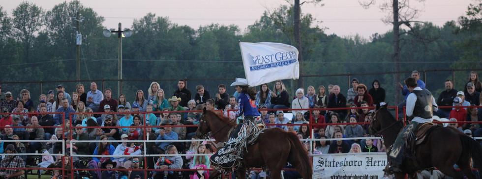 East Georgia Regional Medical Center Winner's Circle
