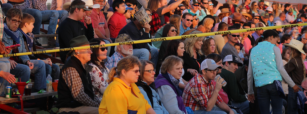 2018 Statesboro Kiwanis Rodeo Crowd