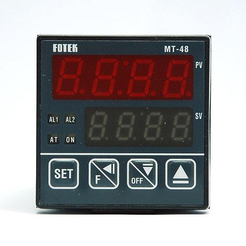 Regulator de temperatura Fotek MT48-R