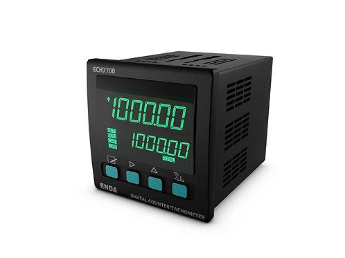 ECH7700 Up/Down Counter RPM/Tachometer