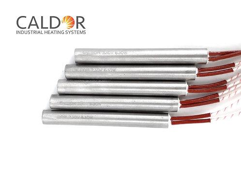 Rezistente electrice cartus 12.5 x 100 230V 630W