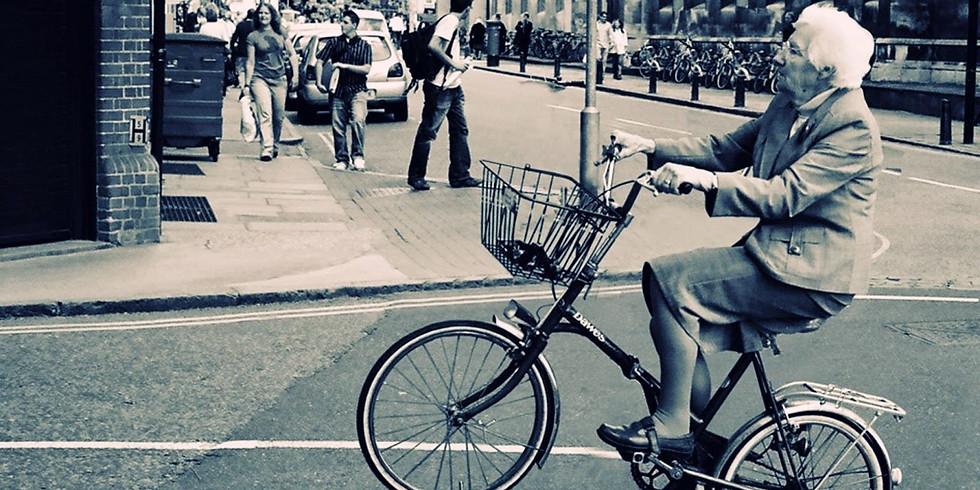 Balade atypique à vélo dans la ville de Mons