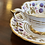 """Thumbnail: """"Golden Bramble"""" Cup and Saucer by Royal Stafford - England"""