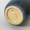 Thumbnail: Roseville Pottery Blue Columbine Vase