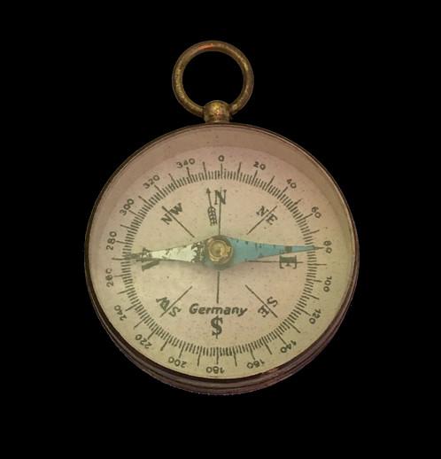 Vintage German Compass