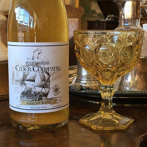 Harrison Blend Heritage Cider 750ml Bottle