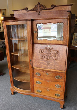 Antique Side by Side Secretary