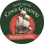 Puget Sound Cider Company Logo