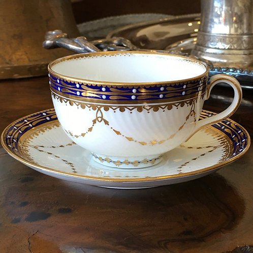 Mortlock's Oxford Street Cup and Saucer