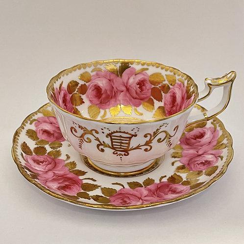 Royal Chelsea English Bone China Cup and Saucer