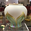 Signed Quezal Pulled Feather Art Glass Vase
