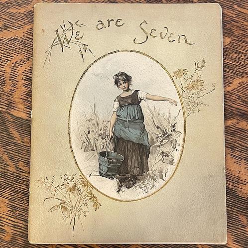 """We Are Seven"" - William Wordsworth"