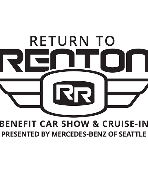 2017 Return to Renton Car Show Logo