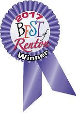 Best of Renton Winner Ribbon
